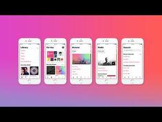 """Neuer Apple Music Werbeclip featured iPhone 6s statt iPhone 7? - https://apfeleimer.de/2016/10/neuer-apple-music-werbeclip-featured-iphone-6s-statt-iphone-7 - Der neueste Apple Music Werbespot kommt zwar bei weitem nicht an diesen vorherigen Werbespot heran, zeigt jedoch im Schnelldurchlauf die neuen iOS 10 Features in Apple Musik-Client. Interessant: Apple setzt im kompletten """"brandneuen"""" Music Spot auf ein iPhone 6s in Rose-Gold anstelle..."""