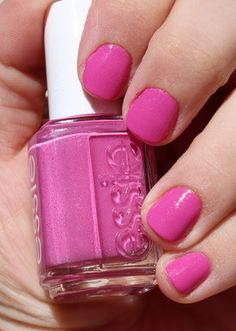 Essie 2013 Spring Collection Madison Ave Hue - I have this color on right now - its so fun!!!