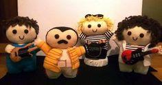 More Queen Dolls