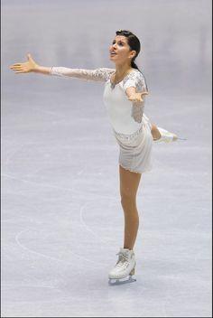 Valentina Marchei(Italy)「Torna a Surriento」 NHK Trophy 2013