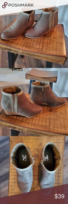 42329beabe1 17 Best Wedge ankle boots images in 2015 | Moda femenina, Wedge ...