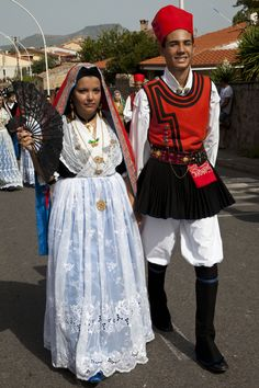 Santadi - Matrimonio Mauritano