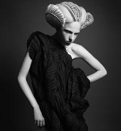 Avante Guard Alien   #Hair #AvanteGuard #Style