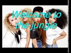 Welcome to the jungle-lyrics (neon jungle)