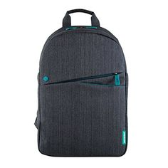 4d277fb0d8 Amazon.com  KINGSLONG Laptop Backpack up to 15.6 inches Multi-compartment  Padded Daypacks for Notebook Computer - Dark Blue  Computers   Accessories