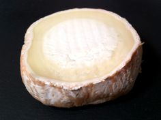Paillot de Chèvre, from Quebec cheesemakers La Fromagerie Alexis de Portneuf. Inspired by the St Maure de Touraine or Bucheron style cheeses...