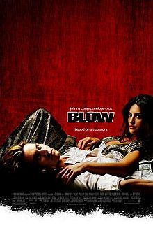 Blow //     Directed by	Ted Demme  Produced by	Ted Demme  Denis Leary  Joel Stillerman  Written by	Nick Cassavetes  David McKenna  Starring	Johnny Depp  Jordi Mollà  Penélope Cruz  Ray Liotta  Paul Reubens  Franka Potente  Rachel Griffiths  Cinematography	Ellen Kuras  Editing by	Kevin Tent  Distributed by	New Line Cinema  Release date(s)	April 6, 2001