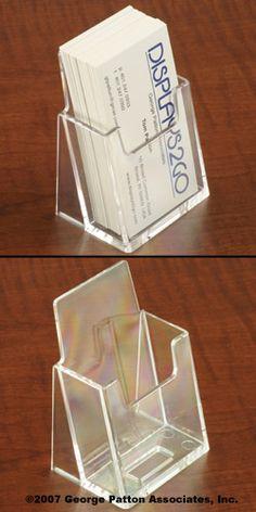 Business card metal edge box traffic works inc business card business card holder features a vertical pocket design reheart Images