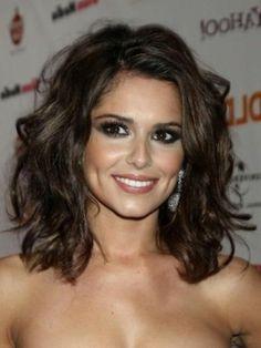 Medium Length Hair Styles 2013: