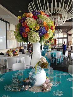Vineyard event floral decoration surabaya under the sea themed under the sea themed 15s florals and decor avant gardens miami junglespirit Images