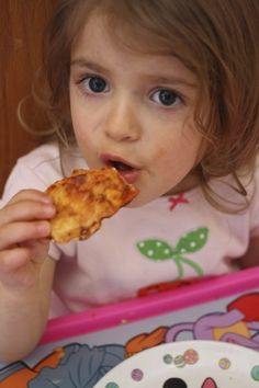 Homemade Pizza that's easy to make with kids!