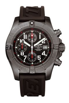 Breitling BlackSteel Review