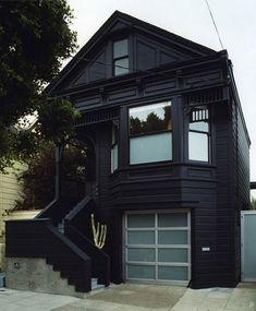 looks kind of like anton lavey's house???