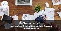 5 Characteristics that makes Digital Marketing Agency worth to hire Top Digital Marketing Companies, Internet Marketing Agency, Digital Marketing Strategy, Online Marketing, Cards Against Humanity, How To Make