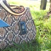 Paco Bean Ethel Shoulder Bag - via @Craftsy