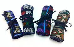 Jewelry Roll (BGG122)-Guatemala | Lumily - Bags & Purses on ArtFire