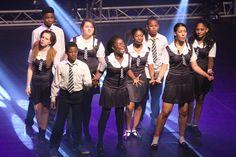 #YoungandTalented Perfromance Group #JackPetcheyGleeClubChallenge singing Listen