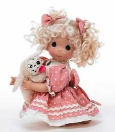 Precious Moments Dolls, Dollhouse Dolls, Puppets, Fashion Dolls, Dollhouses, In This Moment, Rag Dolls, Jelly Beans, Toys
