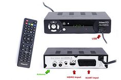 set top boxes for freeview tv