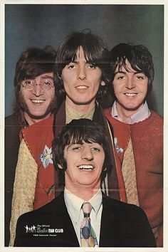 The Beatles 1, Beatles Photos, John Lennon Beatles, Beatles Poster, Rock And Roll Bands, Rock Bands, Club Poster, Is 61, The Fab Four