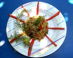 Vegeterian Rice with Vegetables