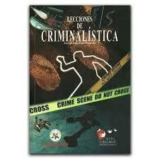 Resultado de imagen para libros de criminalistica