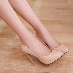 Beige petite shoes ♡