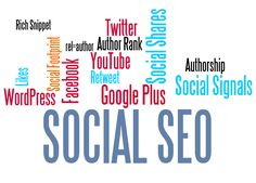 Social SEO has many moving parts. The core of your Social SEO is your Rich Snippet. This is the consumer facing element. Its your personal logo and calling card and when it shows up in the search results, it gets a much higher click through rate. Ping #JNFerree if you want to figure this stuff out!