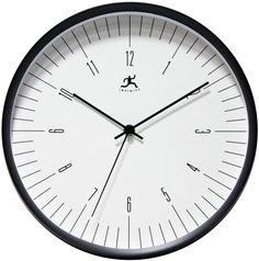 "12"" Bel Air Wall Clock | Wayfair"