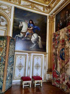Versailles Paris, Amazing Buildings, Decor Interior Design, Paris France, Rooms, Interiors, History, Architecture, Chic