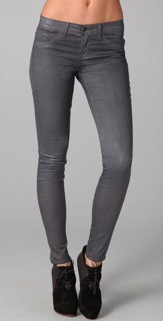 J Brand 901 Stonehenge Brand 901 Coated Legging Jeans