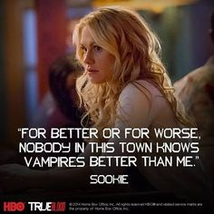 Sookie Stackhouse season 7 True Blood // source: True Blood Facebook Page