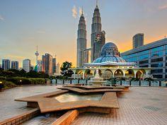Cheap Flights To Kuala Lumpur From Newcastle
