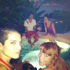 """Un fin de semana en Acapulco mágicamente real!! Con @duniagatica @cristianebernal @ttdomm @mariocruz y Ricardo Campillo"""