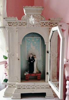 A personal favorite from my Etsy shop https://www.etsy.com/listing/470807618/love-spell-wedding-altar-church-altar