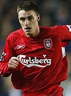 Liverpool career stats for Darren Potter - LFChistory - Stats galore for Liverpool FC!