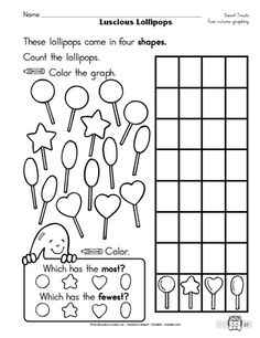 Results for graphing worksheets kindergarten | Guest - The Mailbox