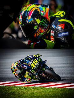 Valentino Rossi MotoGP 46 MOTO MOTO Core Design Cap-Jaune