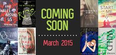 The 15 Most Anticipated YA Books Publishing In March 2015 | Blog | Epic Reads