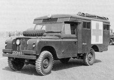 Les Véhicules Militaires - Le Temps des Series' - Ambulance