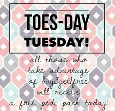 Tuesday ♡ Jamberry Nails