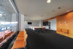 Skybox inrichten - Ghelamco Arena - Buro Project
