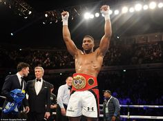 The heavyweights are expected fight for Joshua's IBF belt and the WBA belt which Klitschko lost to Tyson Fury last year