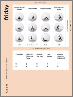 Total Body Part. 2 Total Body Part. 2 Related posts:Fitness Inspiration: Yoga Program for Children with University of Arkansas. Shred Workout, Workout Guide, Running Workouts, At Home Workouts, Ballerina Workout, Sarah Day, Youtube Workout, Total Body, Health And Wellbeing