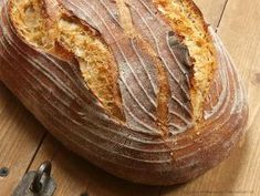 Dobrou chuť: Kraslický chleba How To Make Bread, Bread Making, Bread And Pastries, Bread Recipes, Baked Potato, Cheesecake, Food And Drink, Baking, Ethnic Recipes