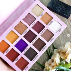 Eyeshadow, Beauty, Buy Makeup, Brazil, Shades, Pallets, Eye Shadow, Eyeshadows, Eye Shadows