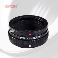Kipon Macro Adapter with Helicoid Tube for Contax/Yashica Lens to Sony NEX #kipon