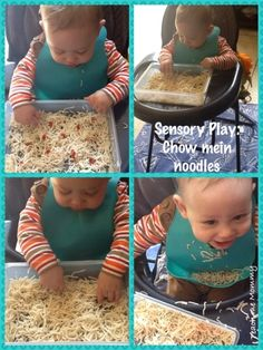 Sensory Play - Teach Me Mommy