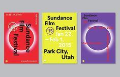 Mother Design talks us through its 2015 Sundance Film Festival identity