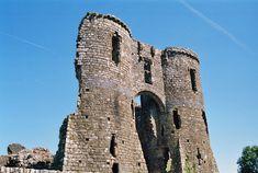 Llawhaden Castle, Wales